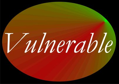 We are vulnerable!