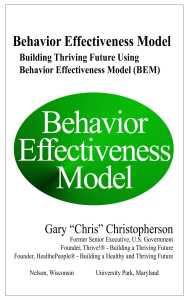 Thrive! - Behavior Effectiveness Model - Kindle cover 2 063015 medium